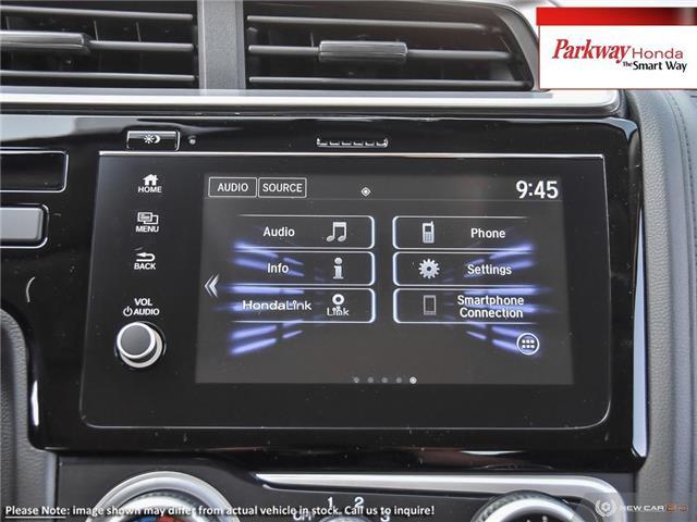 2019 Honda Fit LX w/Honda Sensing (Stk: 924038) in North York - Image 18 of 22