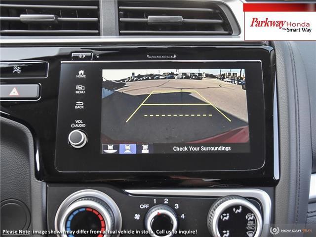 2019 Honda Fit LX w/Honda Sensing (Stk: 924038) in North York - Image 22 of 22