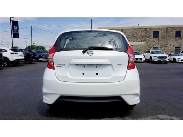2018 Nissan Versa Note  (Stk: DR170) in Hamilton - Image 7 of 37
