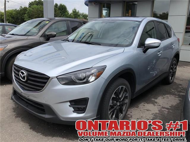 2016 Mazda CX-5 GT (Stk: P2444) in Toronto - Image 1 of 22