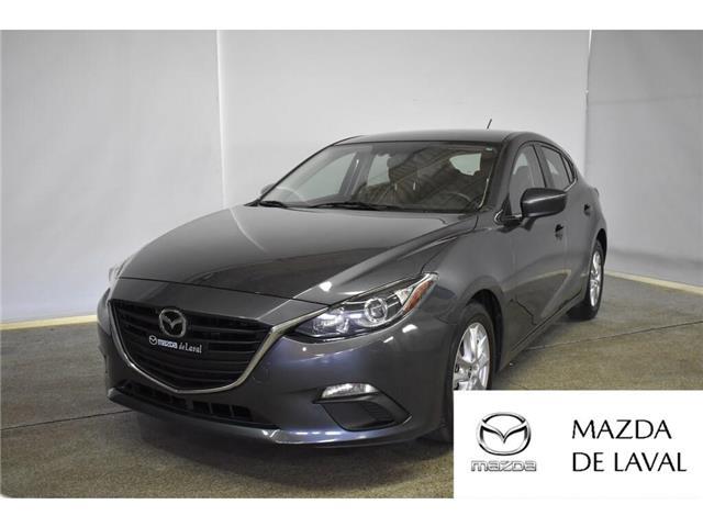 2016 Mazda Mazda3 Sport GS (Stk: U7308) in Laval - Image 1 of 19
