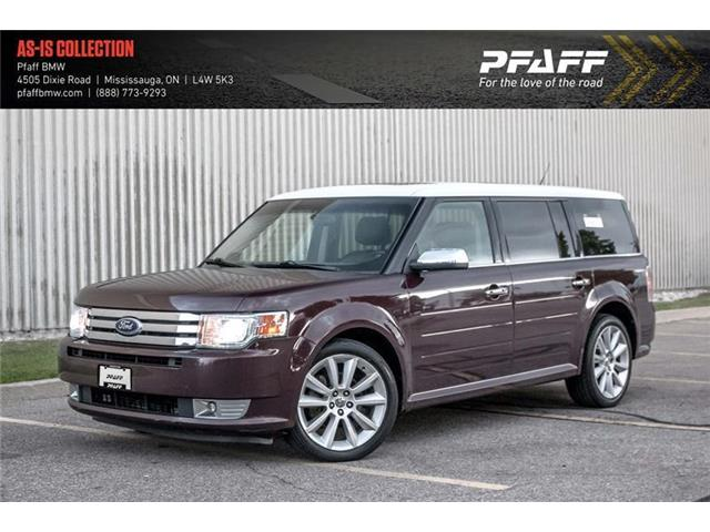2011 Ford Flex Limited (Stk: 22546A) in Mississauga - Image 1 of 22