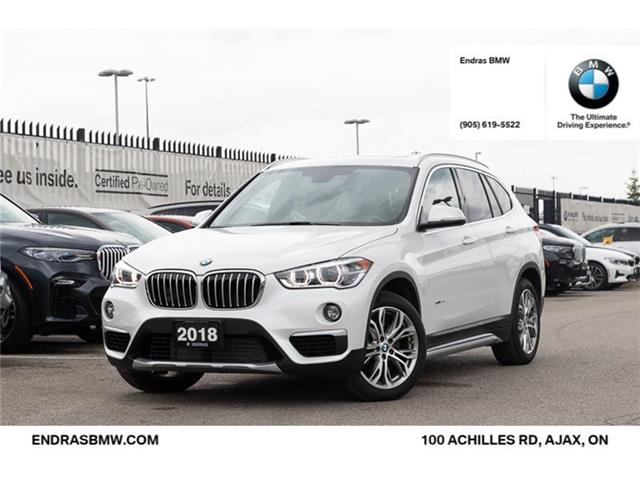 2018 BMW X1 xDrive28i (Stk: 35627B) in Ajax - Image 1 of 22