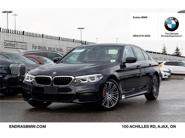 2019 BMW 530i xDrive (Stk: 52577) in Ajax - Image 1 of 22