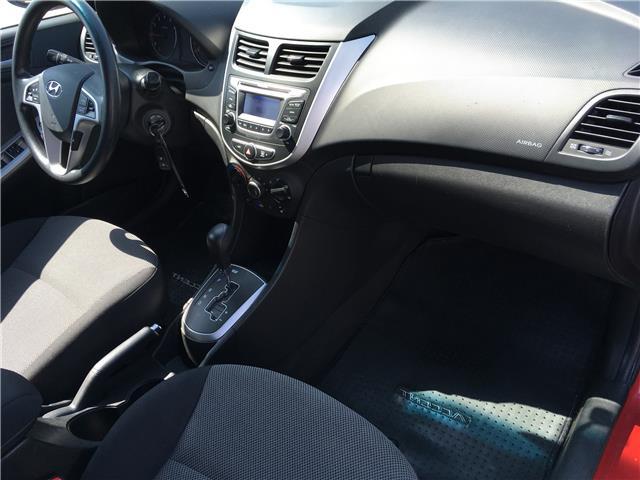 2014 Hyundai Accent GL (Stk: 14-71004) in Brampton - Image 20 of 22
