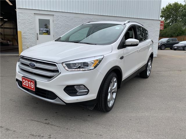 2019 Ford Escape Titanium (Stk: 19403A) in Perth - Image 1 of 14