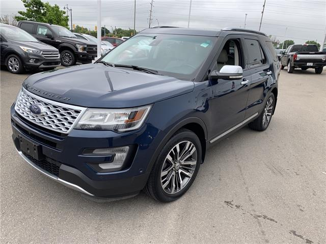 2016 Ford Explorer Platinum (Stk: A6048A) in Perth - Image 1 of 14