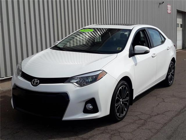 2016 Toyota Corolla  (Stk: X4758A) in Charlottetown - Image 1 of 19