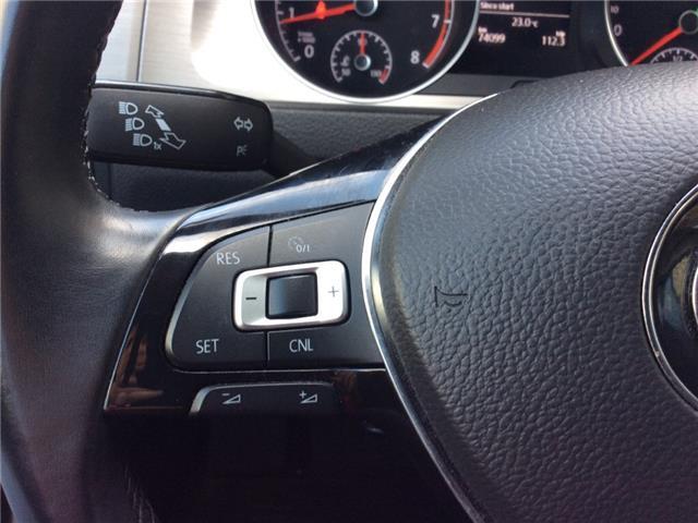 2015 Volkswagen Golf  (Stk: P0083) in Milton - Image 17 of 18