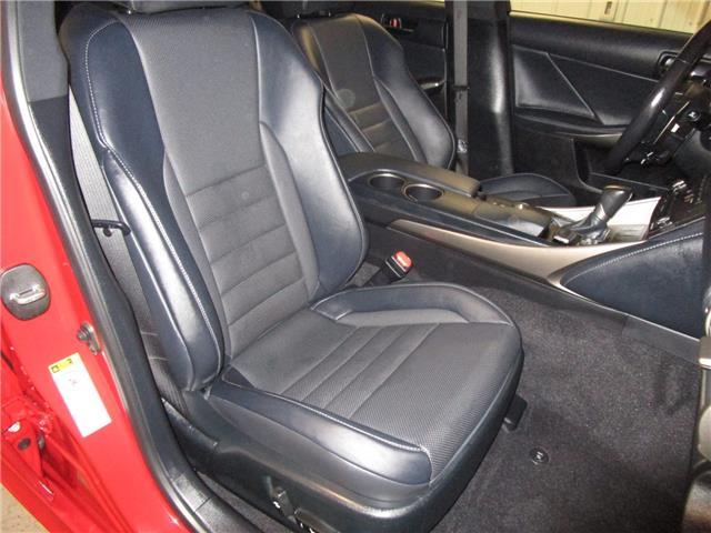 2016 Lexus IS 300 Base (Stk: 1980431 ) in Regina - Image 27 of 31