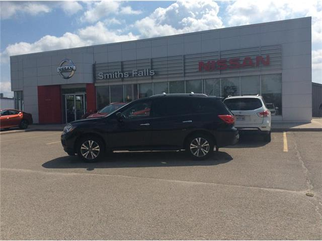 2018 Nissan Pathfinder SL Premium (Stk: 19-142A) in Smiths Falls - Image 1 of 13