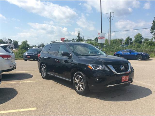 2018 Nissan Pathfinder SL Premium (Stk: 19-142A) in Smiths Falls - Image 5 of 13