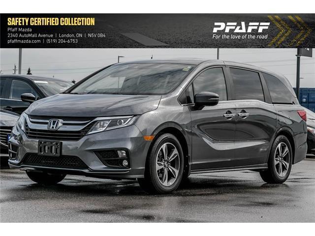 2018 Honda Odyssey EX (Stk: MA1747) in London - Image 1 of 5