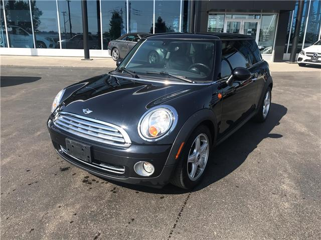 2010 MINI Cooper Base (Stk: 38091B) in Kitchener - Image 1 of 9