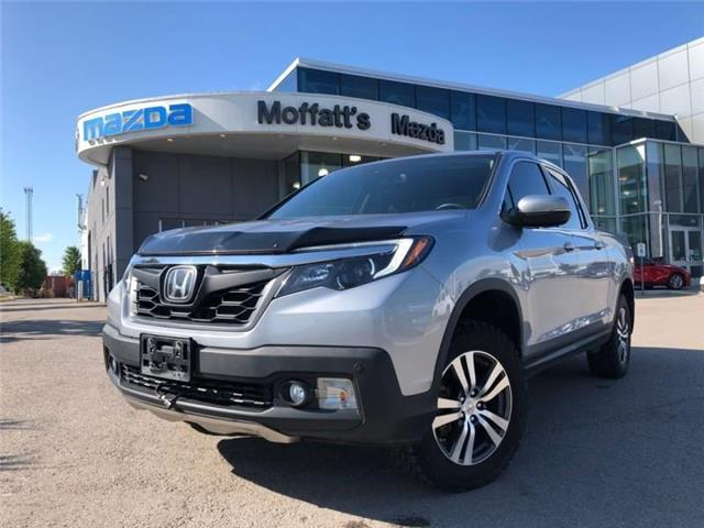 2017 Honda Ridgeline EX-L (Stk: 27725) in Barrie - Image 1 of 30