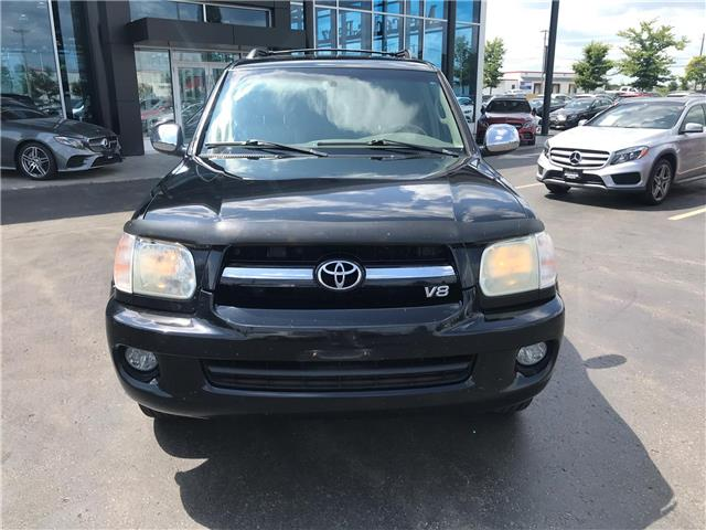 2007 Toyota Sequoia Limited V8 (Stk: 39207A) in Kitchener - Image 2 of 8