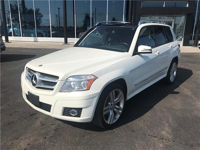 2011 Mercedes-Benz Glk-Class Base (Stk: K3845A) in Kitchener - Image 1 of 8