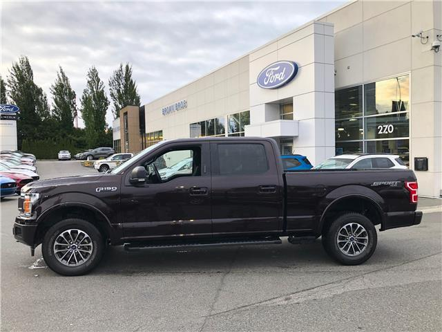 2018 Ford F-150 XLT (Stk: OP19269) in Vancouver - Image 2 of 26
