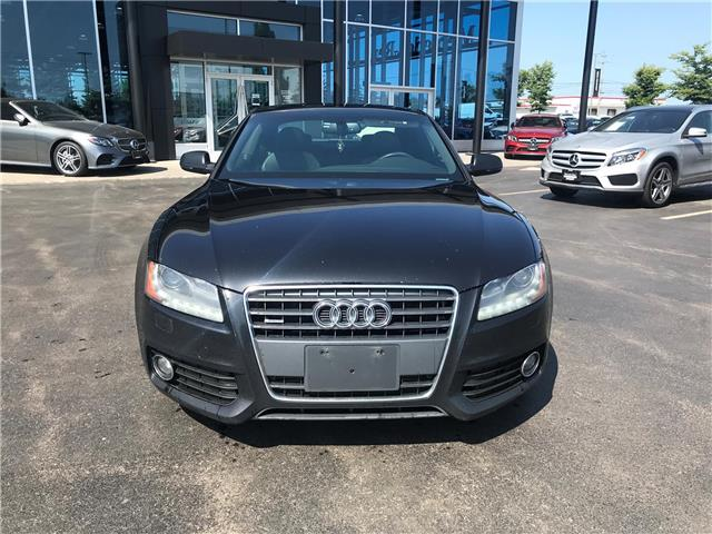 2010 Audi A5 2.0T Premium (Stk: K3881A) in Kitchener - Image 2 of 9