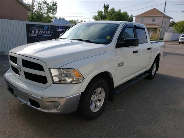 2017 RAM 1500 SLT (Stk: 15492) in Fort Macleod - Image 1 of 16