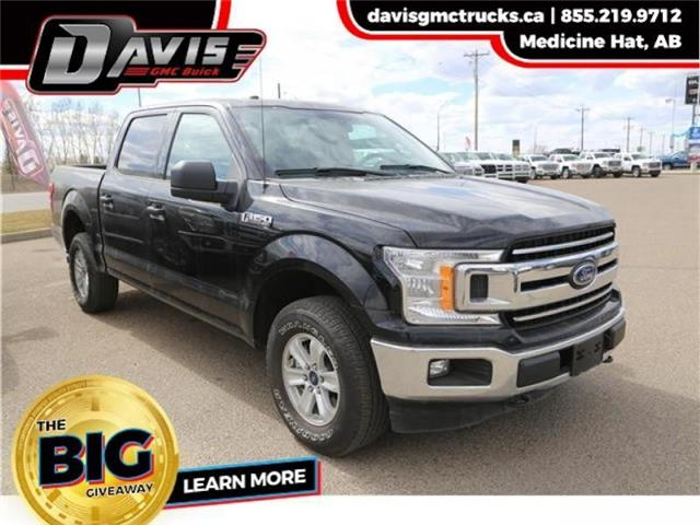 2018 Ford F-150 XLT (Stk: 174320) in Medicine Hat - Image 1 of 22