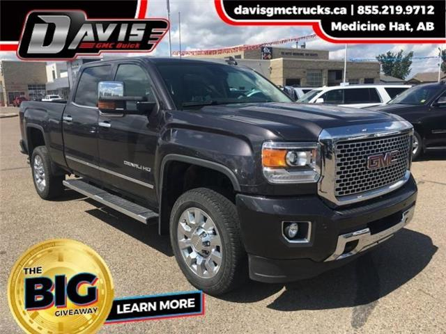 2016 GMC Sierra 2500HD Denali (Stk: 176912) in Medicine Hat - Image 1 of 27