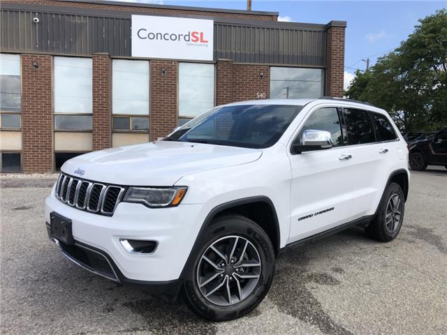 2019 Jeep Grand Cherokee Limited (Stk: C2820) in Concord - Image 1 of 5