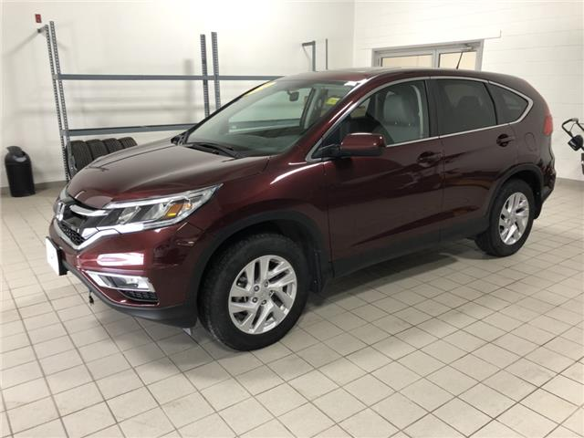 2016 Honda CR-V EX-L (Stk: H1660) in Steinbach - Image 1 of 15