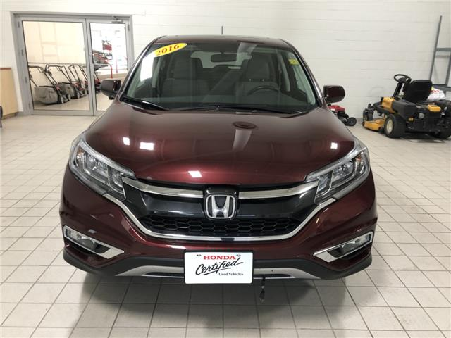 2016 Honda CR-V EX-L (Stk: H1660) in Steinbach - Image 2 of 15