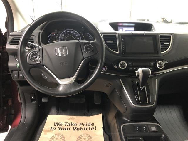 2016 Honda CR-V EX-L (Stk: H1660) in Steinbach - Image 6 of 15