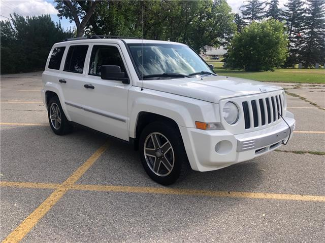 2008 Jeep Patriot Limited (Stk: 9949.0) in Winnipeg - Image 1 of 24