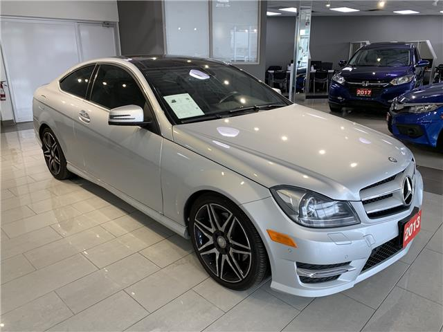 2013 Mercedes-Benz C-Class Base (Stk: 16296B) in North York - Image 1 of 27