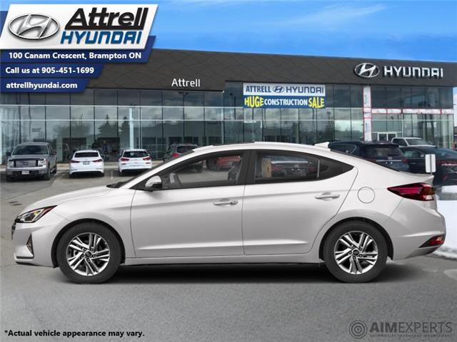 2019 Hyundai Elantra Preferred  AT (Stk: 33038) in Brampton - Image 1 of 1