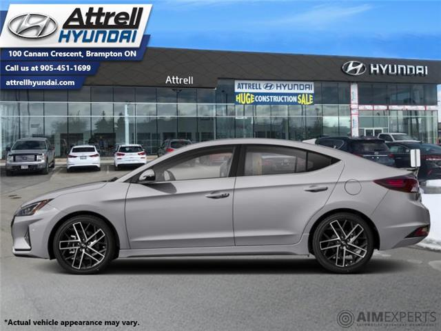 2019 Hyundai Elantra Sport AT (Stk: 33826) in Brampton - Image 1 of 1