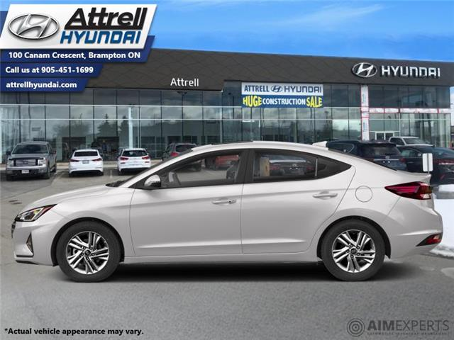 2020 Hyundai Elantra Preferred IVT (Stk: 34241) in Brampton - Image 1 of 1