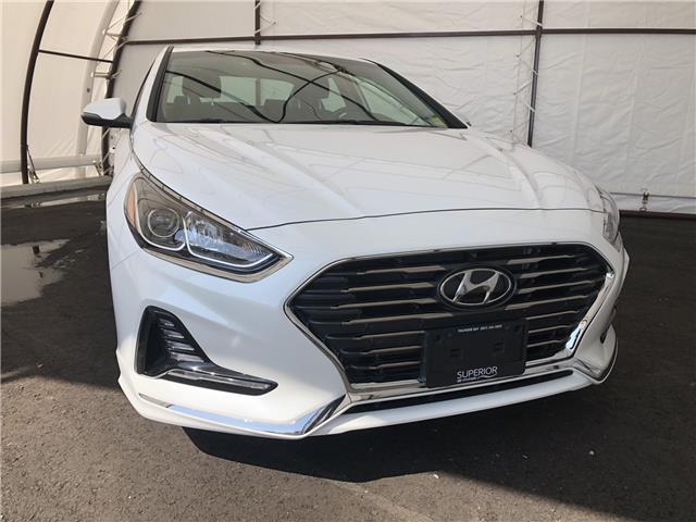 2018 Hyundai Sonata GL (Stk: 15119D) in Thunder Bay - Image 1 of 15