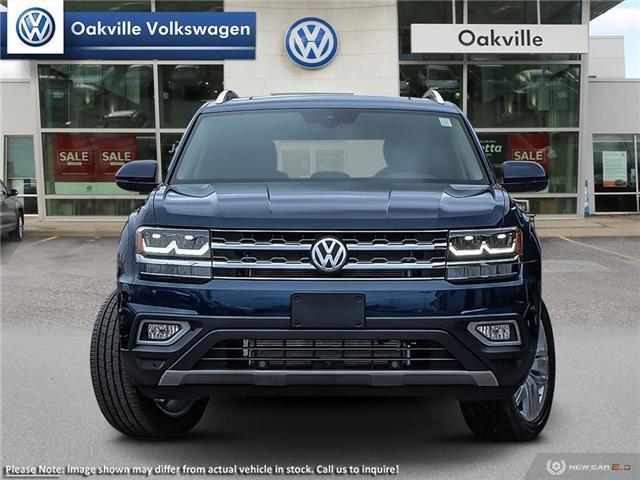 2019 Volkswagen Atlas 3.6 FSI Execline (Stk: 21549) in Oakville - Image 2 of 10