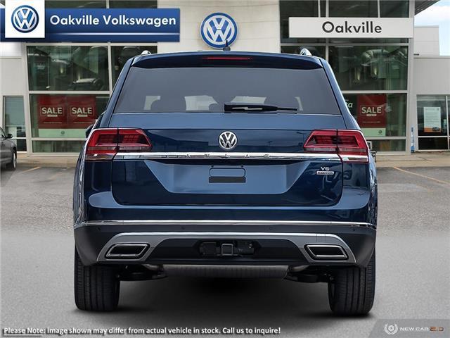 2019 Volkswagen Atlas 3.6 FSI Execline (Stk: 21549) in Oakville - Image 5 of 10