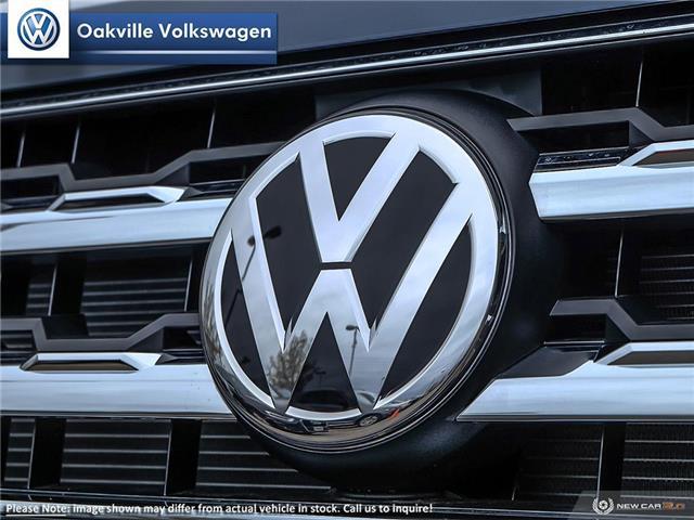 2019 Volkswagen Atlas 3.6 FSI Execline (Stk: 21549) in Oakville - Image 8 of 10