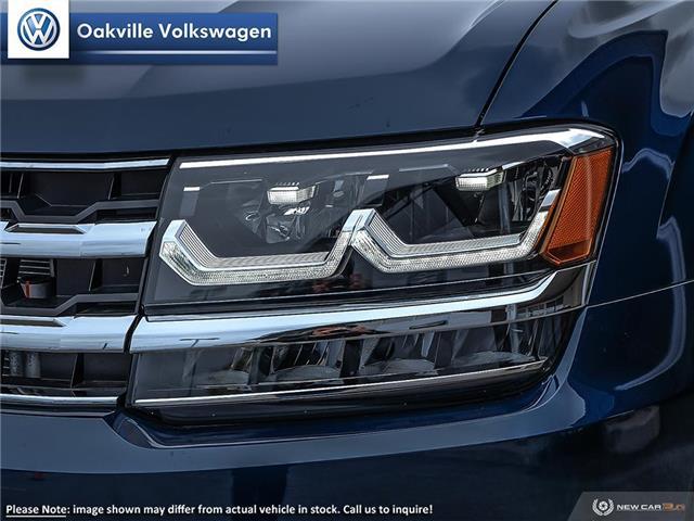 2019 Volkswagen Atlas 3.6 FSI Execline (Stk: 21549) in Oakville - Image 9 of 10