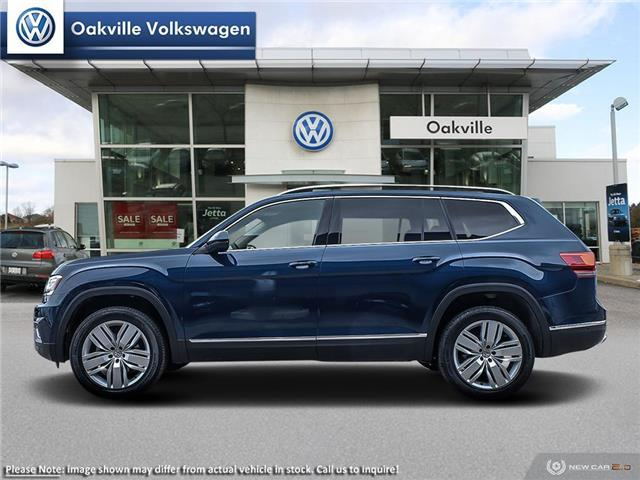2019 Volkswagen Atlas 3.6 FSI Execline (Stk: 21550) in Oakville - Image 3 of 23