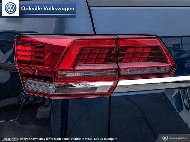 2019 Volkswagen Atlas 3.6 FSI Execline (Stk: 21550) in Oakville - Image 11 of 23
