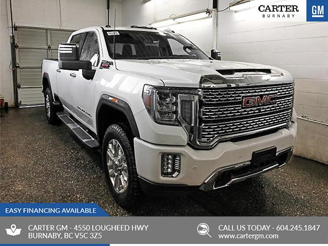 2020 GMC Sierra 3500HD Denali (Stk: 80-96760) in Burnaby - Image 1 of 12