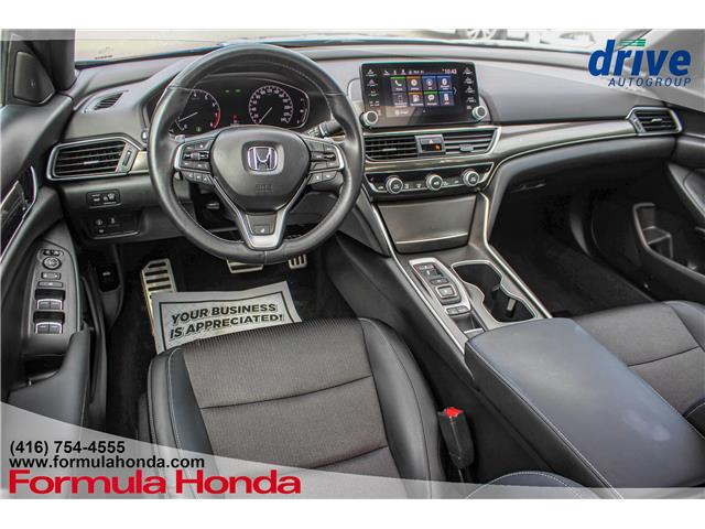 2018 Honda Accord Sport 2.0T (Stk: B11344) in Scarborough - Image 2 of 30
