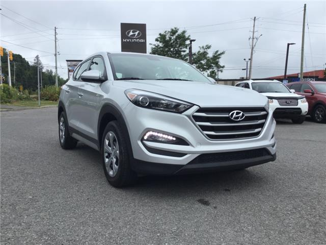 2018 Hyundai Tucson Base 2.0L (Stk: P3343) in Ottawa - Image 1 of 11