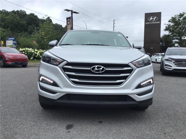 2018 Hyundai Tucson Base 2.0L (Stk: P3343) in Ottawa - Image 2 of 11