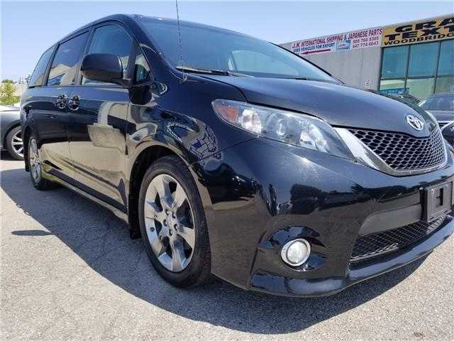 2011 Toyota Sienna SE 8 Passenger (Stk: ) in Concord - Image 3 of 21