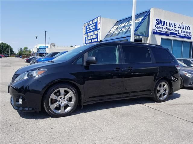 2011 Toyota Sienna SE 8 Passenger (Stk: ) in Concord - Image 1 of 21
