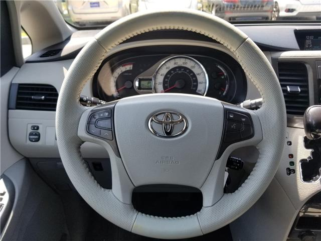 2011 Toyota Sienna SE 8 Passenger (Stk: ) in Concord - Image 15 of 21