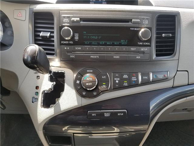 2011 Toyota Sienna SE 8 Passenger (Stk: ) in Concord - Image 21 of 21